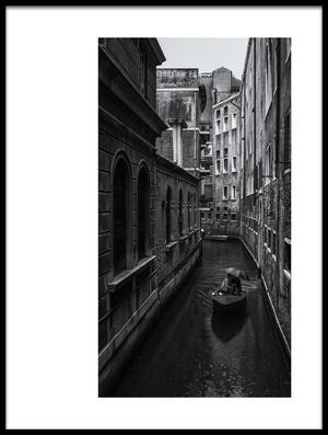 Buy this art print titled Venice by the artist Pawel Majewski