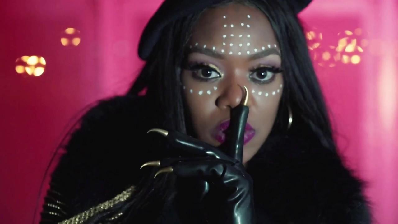 Lady Leshurr via YouTube