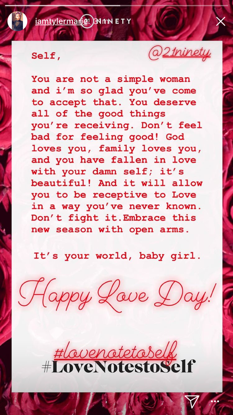 17 Love Notes That Will Inspire You To Love Yourself Today 21ninety
