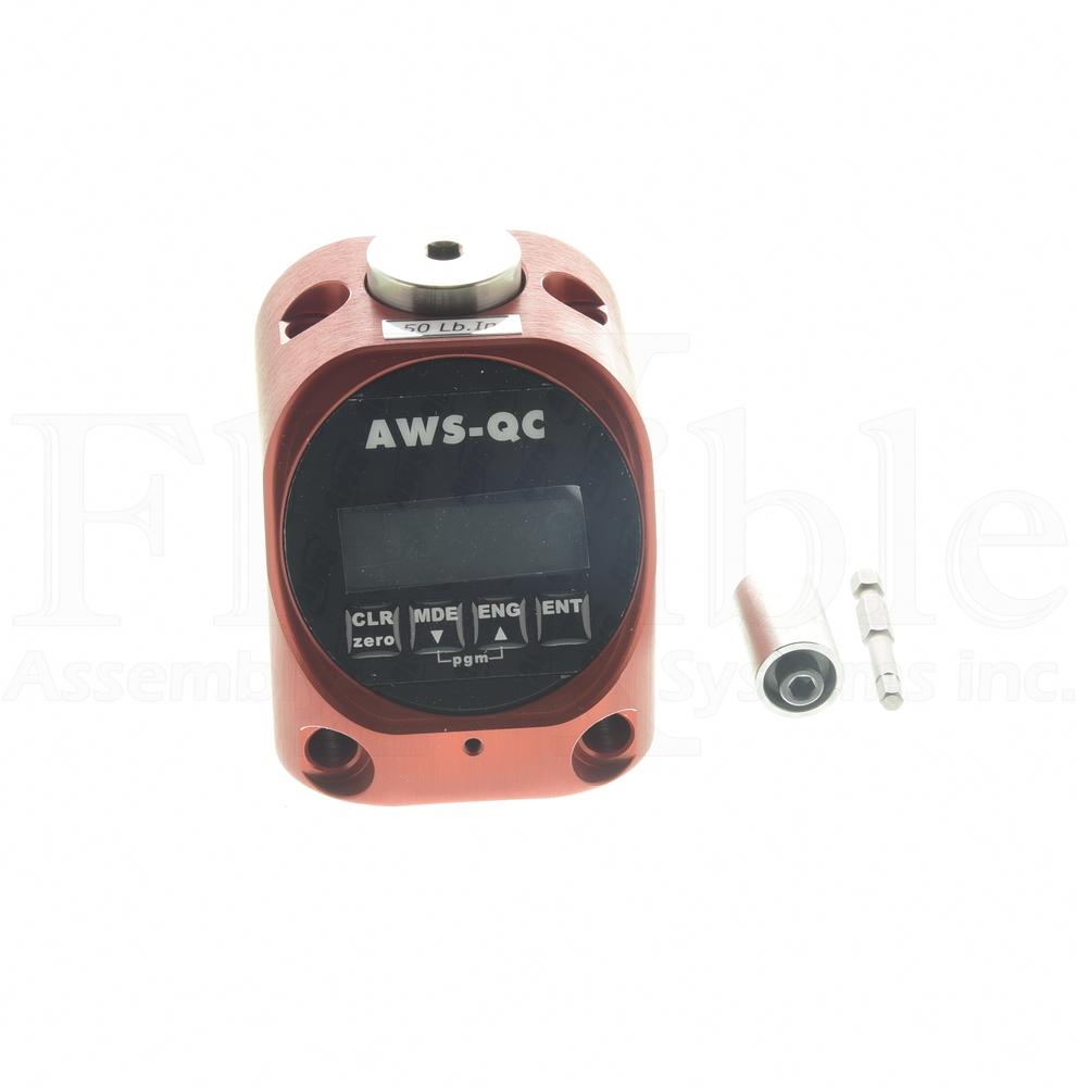 aws qc torque tester manual