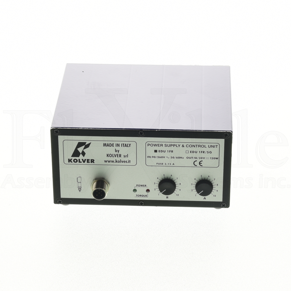 Kolver Single Output Adjustable Speed Control Unit Edu1fr How To Build 10 Amp 138 Volt Power Supply Technical Specifications