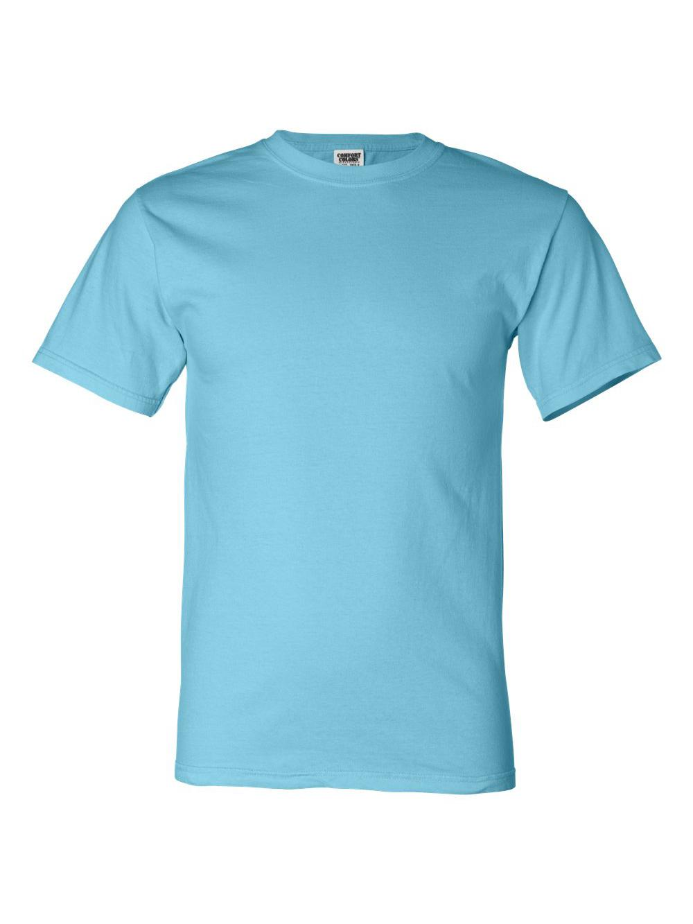 Comfort-Colors-Garment-Dyed-Short-Sleeve-T-Shirt-5500 thumbnail 15