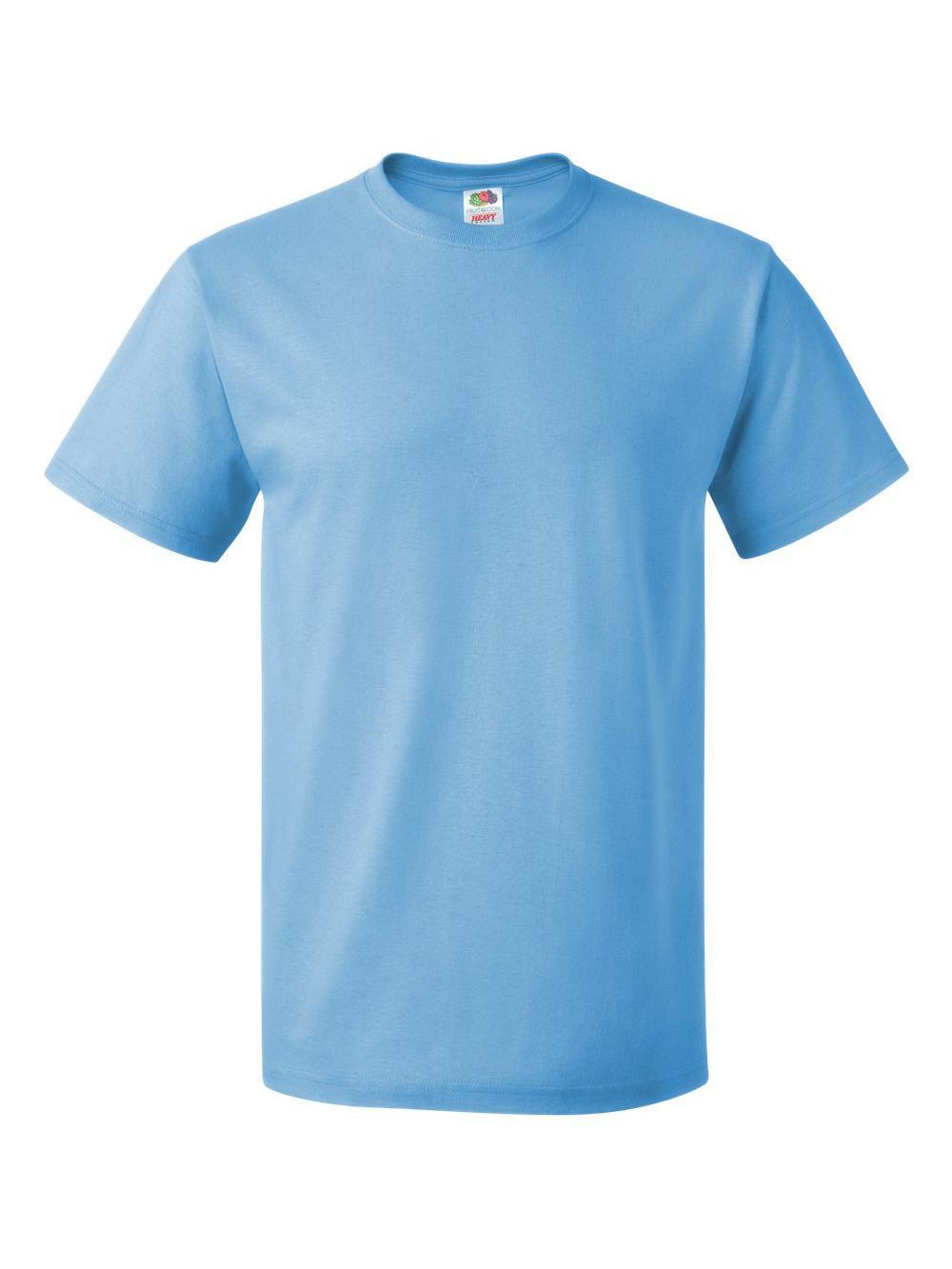 Fruit-of-the-Loom-HD-Cotton-Short-Sleeve-T-Shirt-3930R thumbnail 6