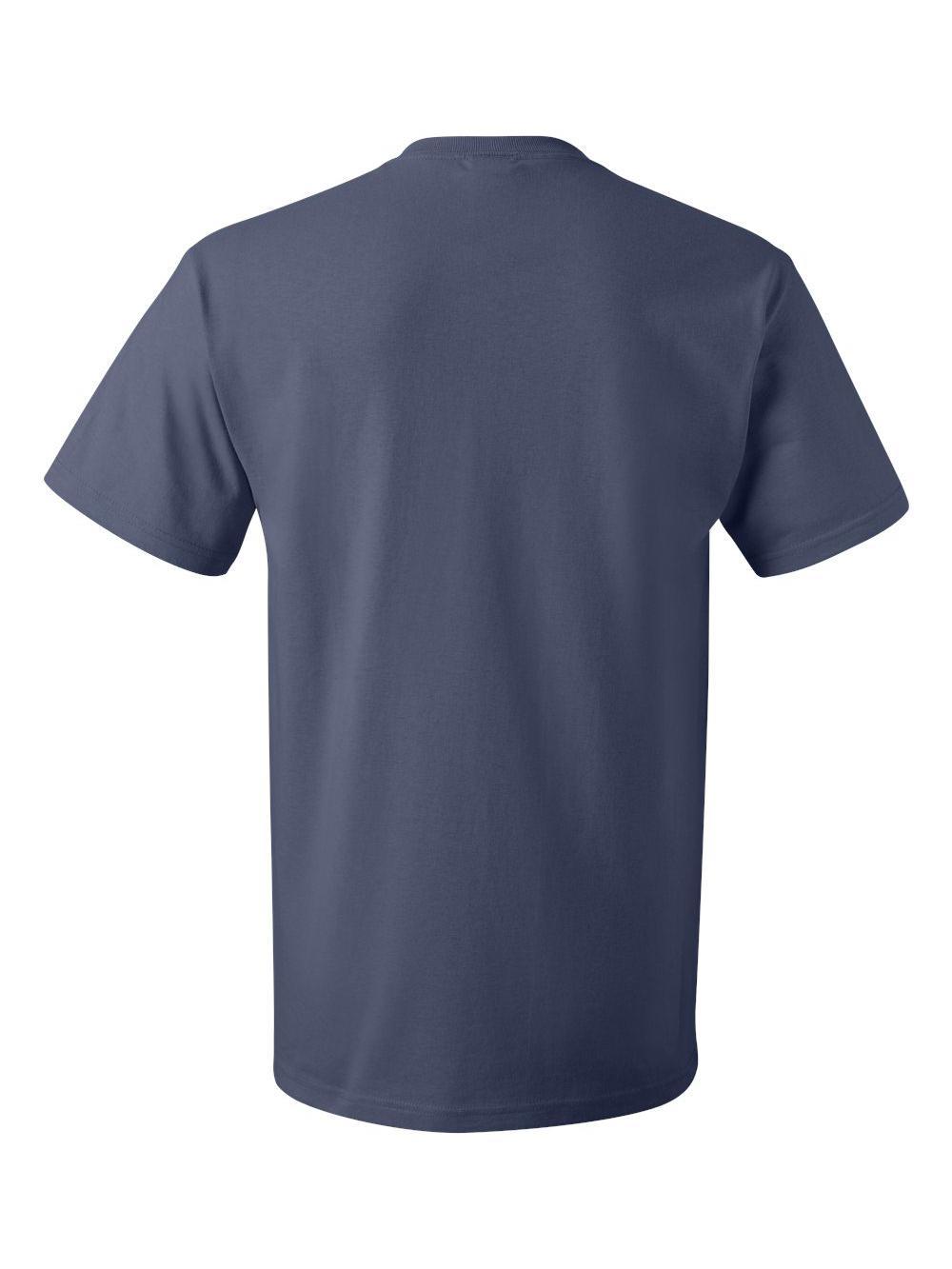 Fruit-of-the-Loom-HD-Cotton-Short-Sleeve-T-Shirt-3930R thumbnail 49