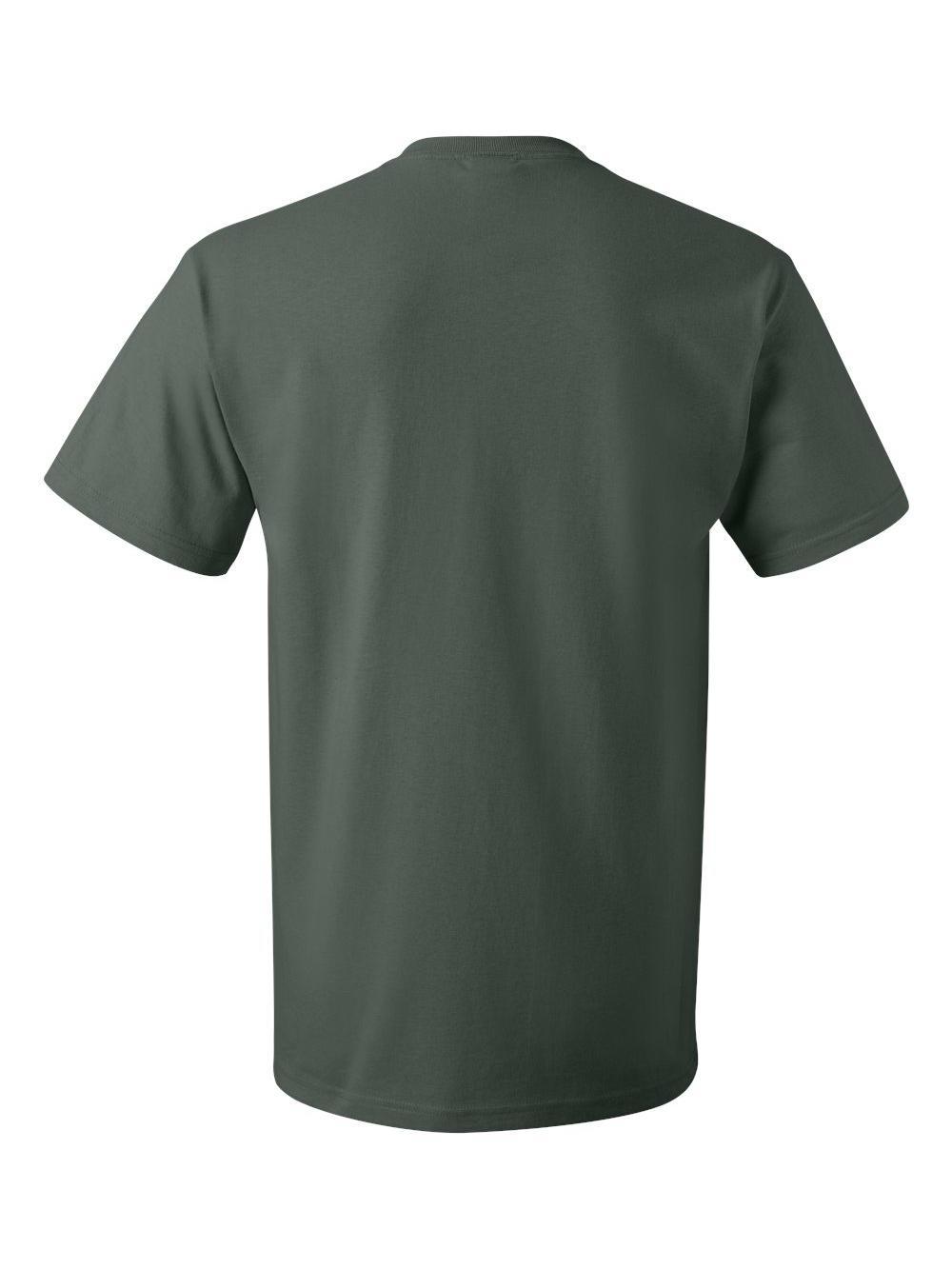Fruit-of-the-Loom-HD-Cotton-Short-Sleeve-T-Shirt-3930R thumbnail 55