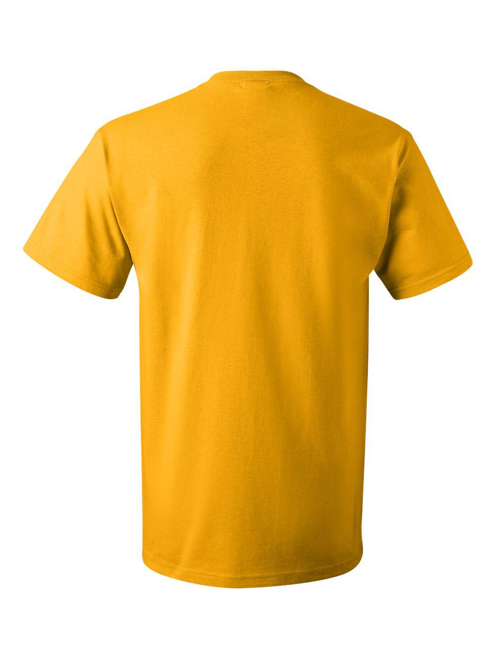 Fruit-of-the-Loom-HD-Cotton-Short-Sleeve-T-Shirt-3930R thumbnail 58