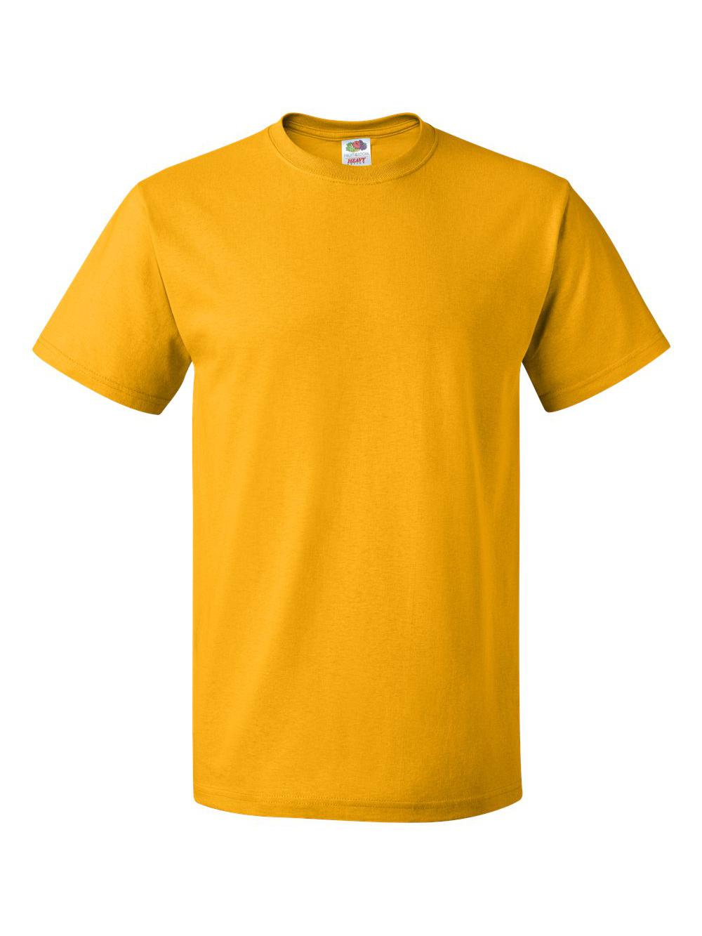 Fruit-of-the-Loom-HD-Cotton-Short-Sleeve-T-Shirt-3930R thumbnail 57