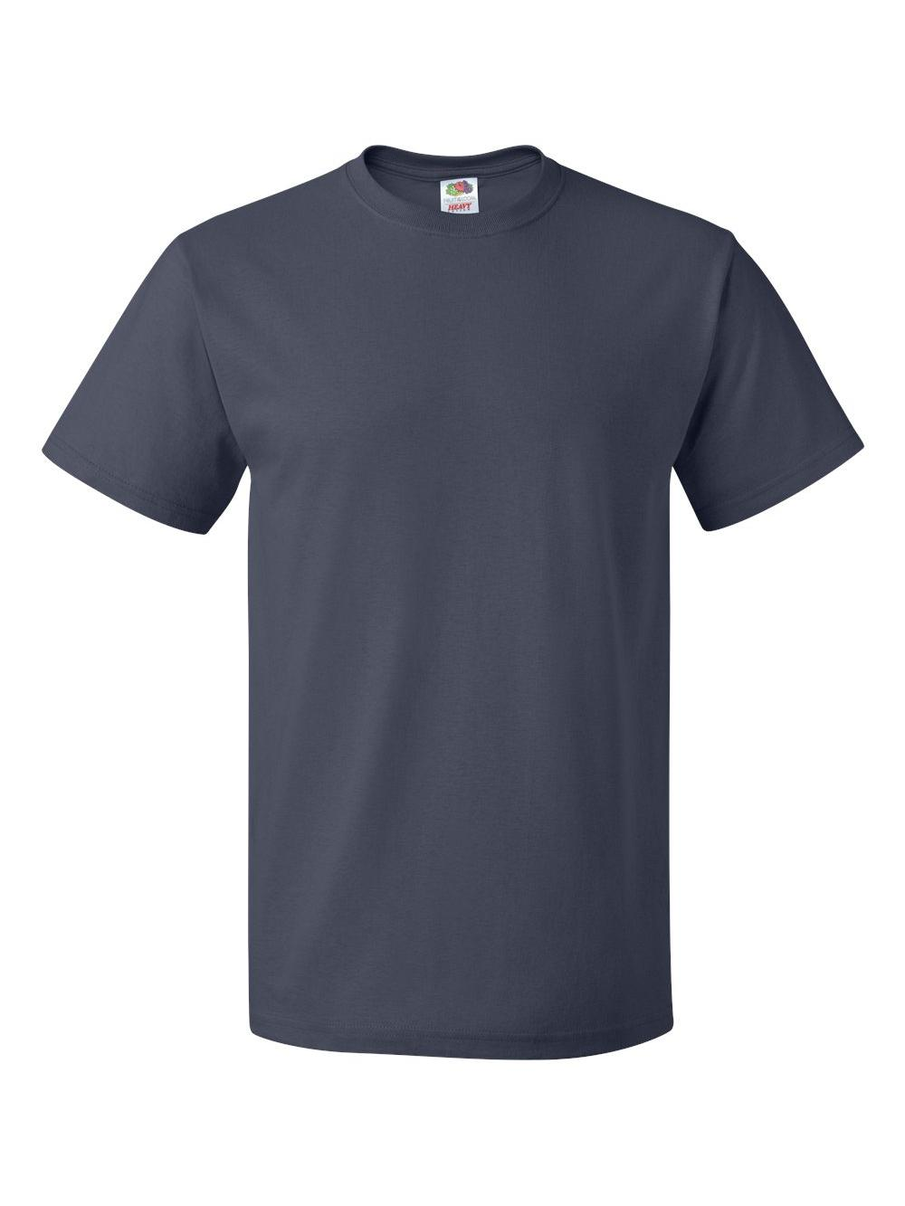 Fruit-of-the-Loom-HD-Cotton-Short-Sleeve-T-Shirt-3930R thumbnail 60