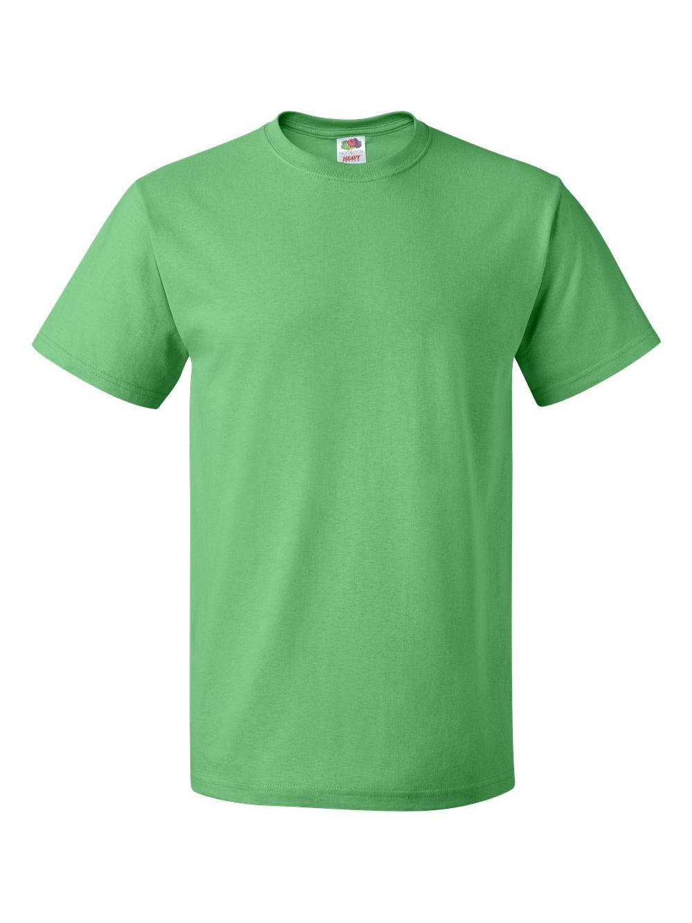 Fruit-of-the-Loom-HD-Cotton-Short-Sleeve-T-Shirt-3930R thumbnail 63