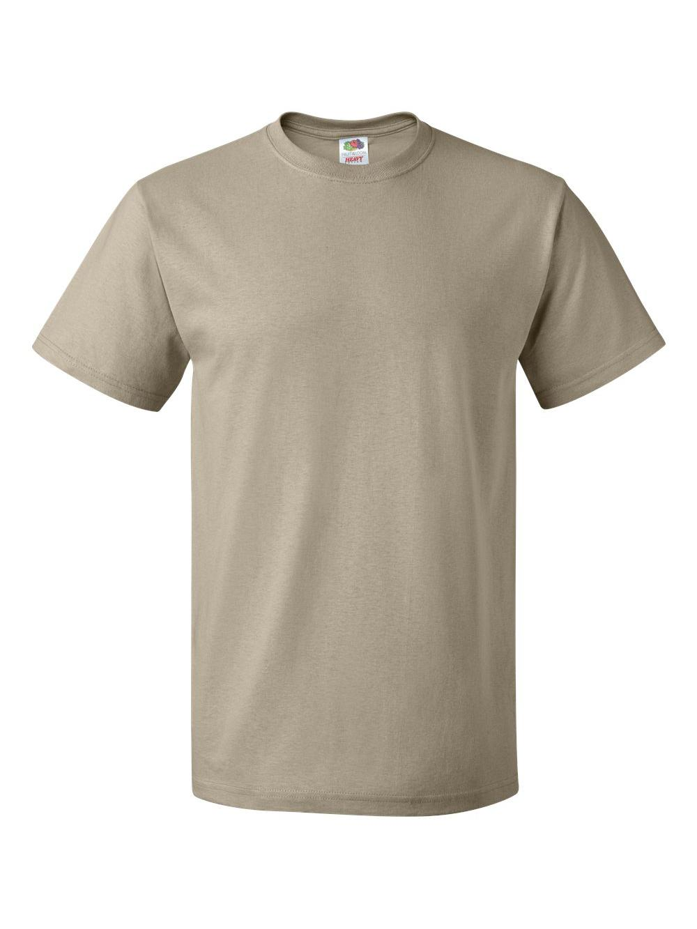 Fruit-of-the-Loom-HD-Cotton-Short-Sleeve-T-Shirt-3930R thumbnail 66