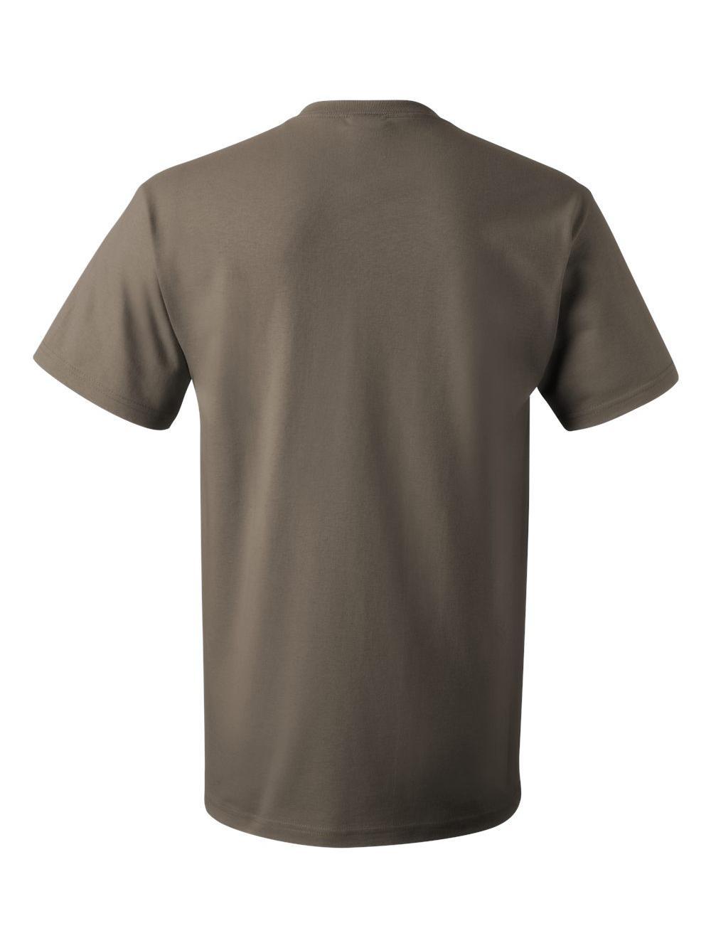 Fruit-of-the-Loom-HD-Cotton-Short-Sleeve-T-Shirt-3930R thumbnail 115