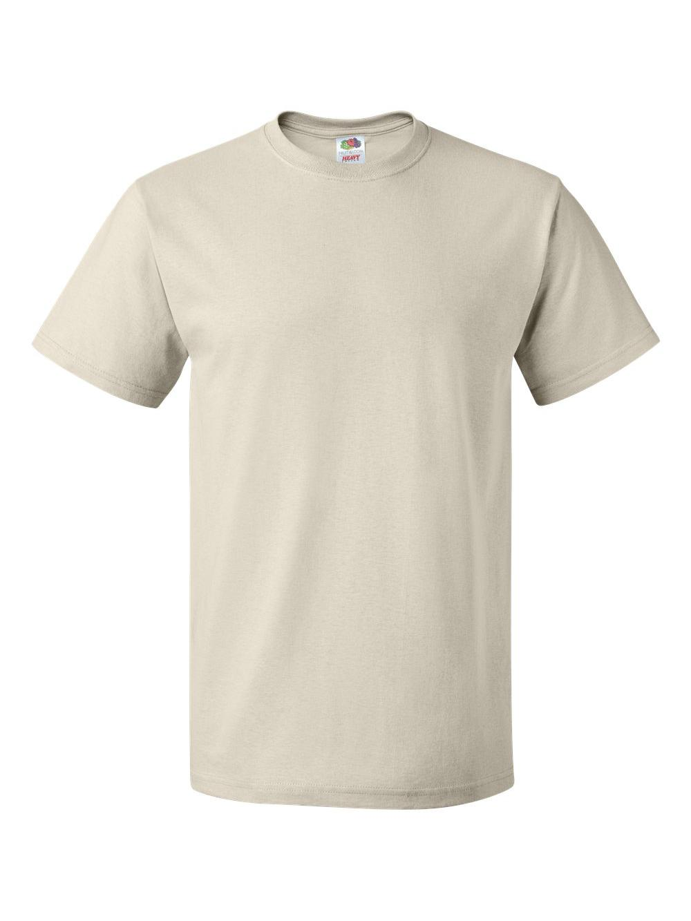 Fruit-of-the-Loom-HD-Cotton-Short-Sleeve-T-Shirt-3930R thumbnail 78
