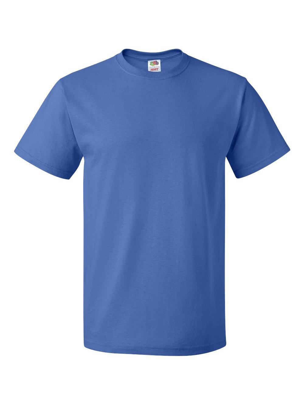 Fruit-of-the-Loom-HD-Cotton-Short-Sleeve-T-Shirt-3930R thumbnail 111