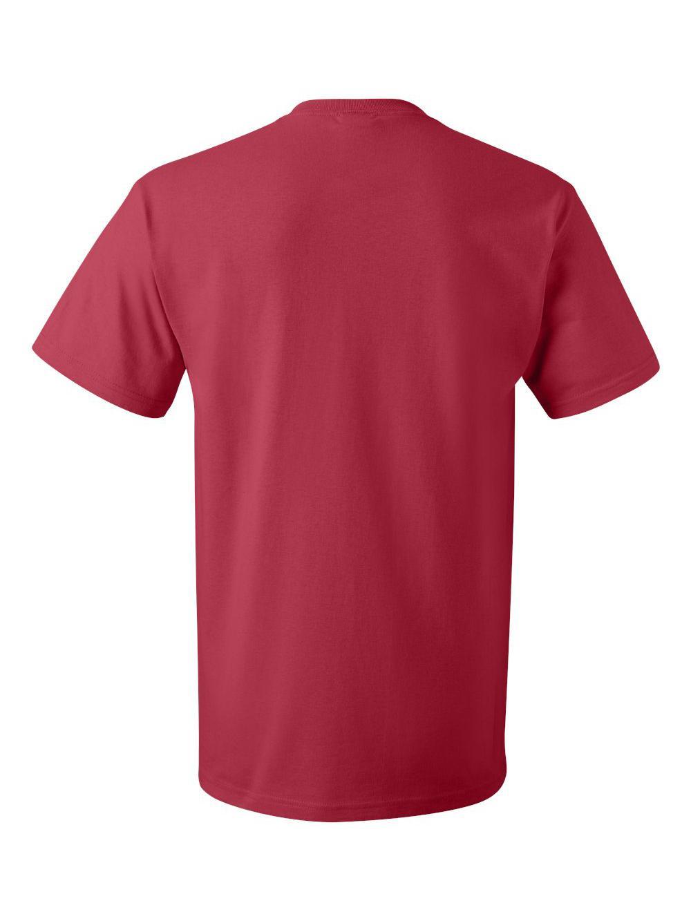Fruit-of-the-Loom-HD-Cotton-Short-Sleeve-T-Shirt-3930R thumbnail 133