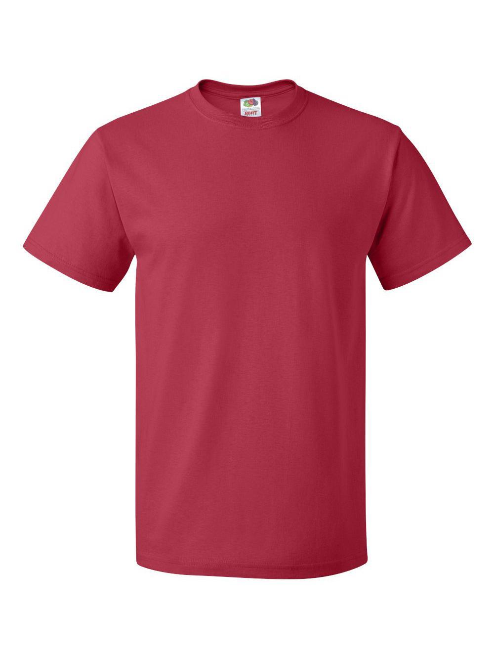 Fruit-of-the-Loom-HD-Cotton-Short-Sleeve-T-Shirt-3930R thumbnail 132