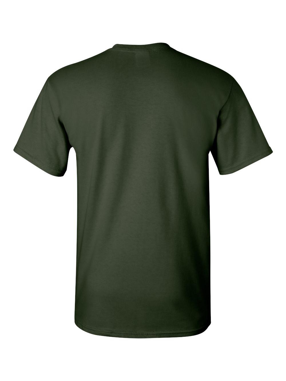 Gildan-Heavy-Cotton-T-Shirt-5000 thumbnail 58