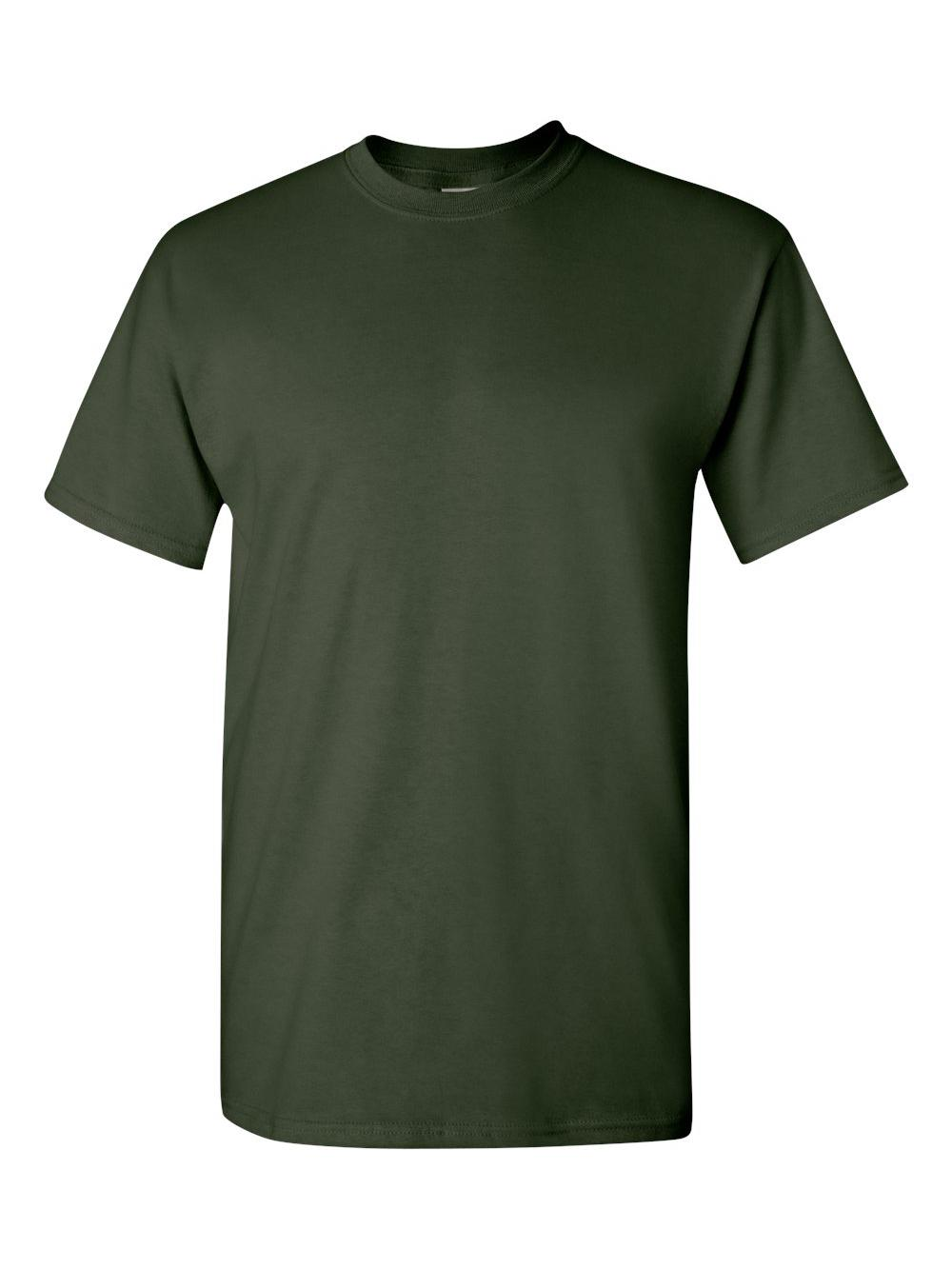 Gildan-Heavy-Cotton-T-Shirt-5000 thumbnail 57