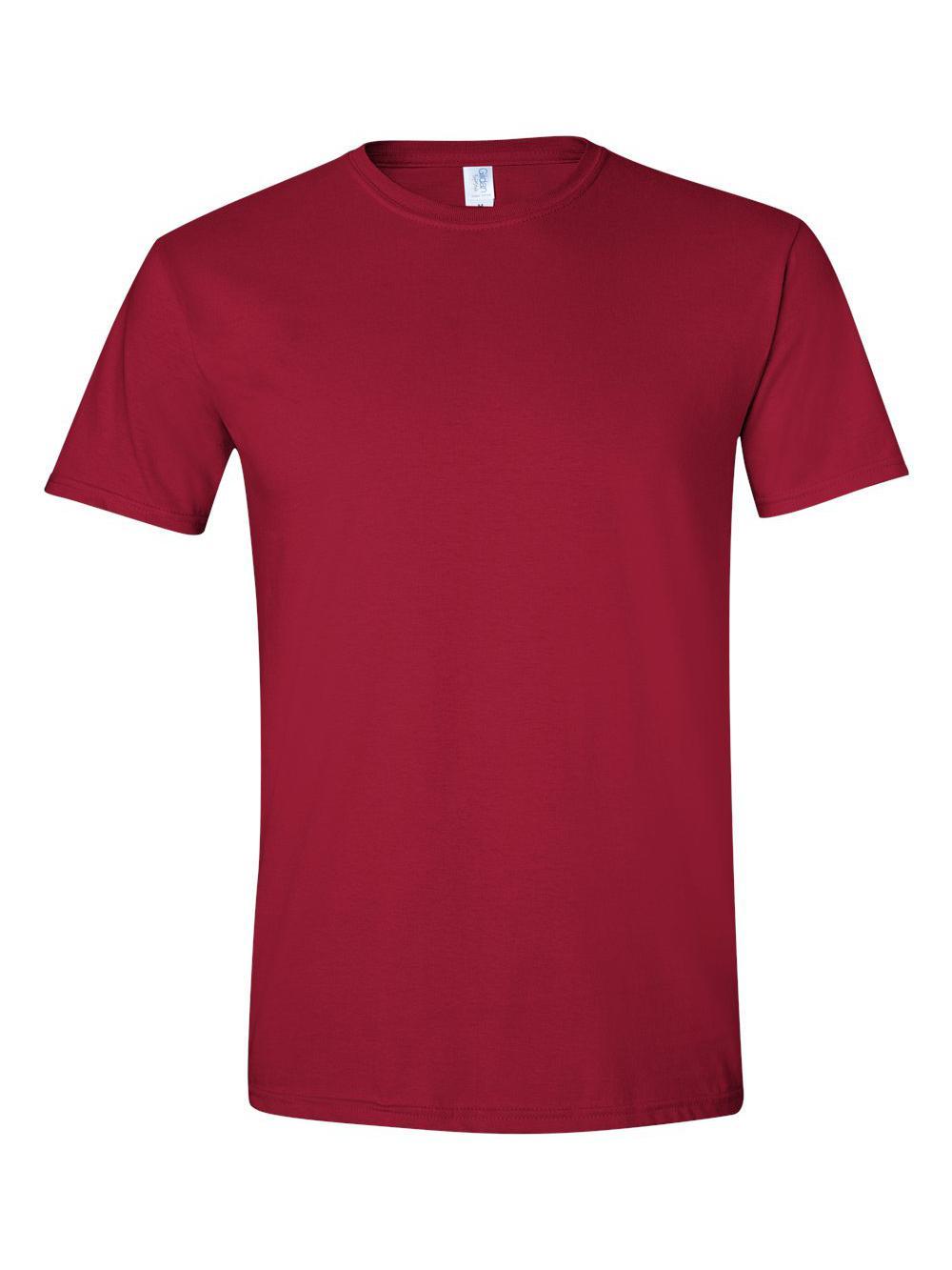 Gildan-Softstyle-T-Shirt-64000 thumbnail 24