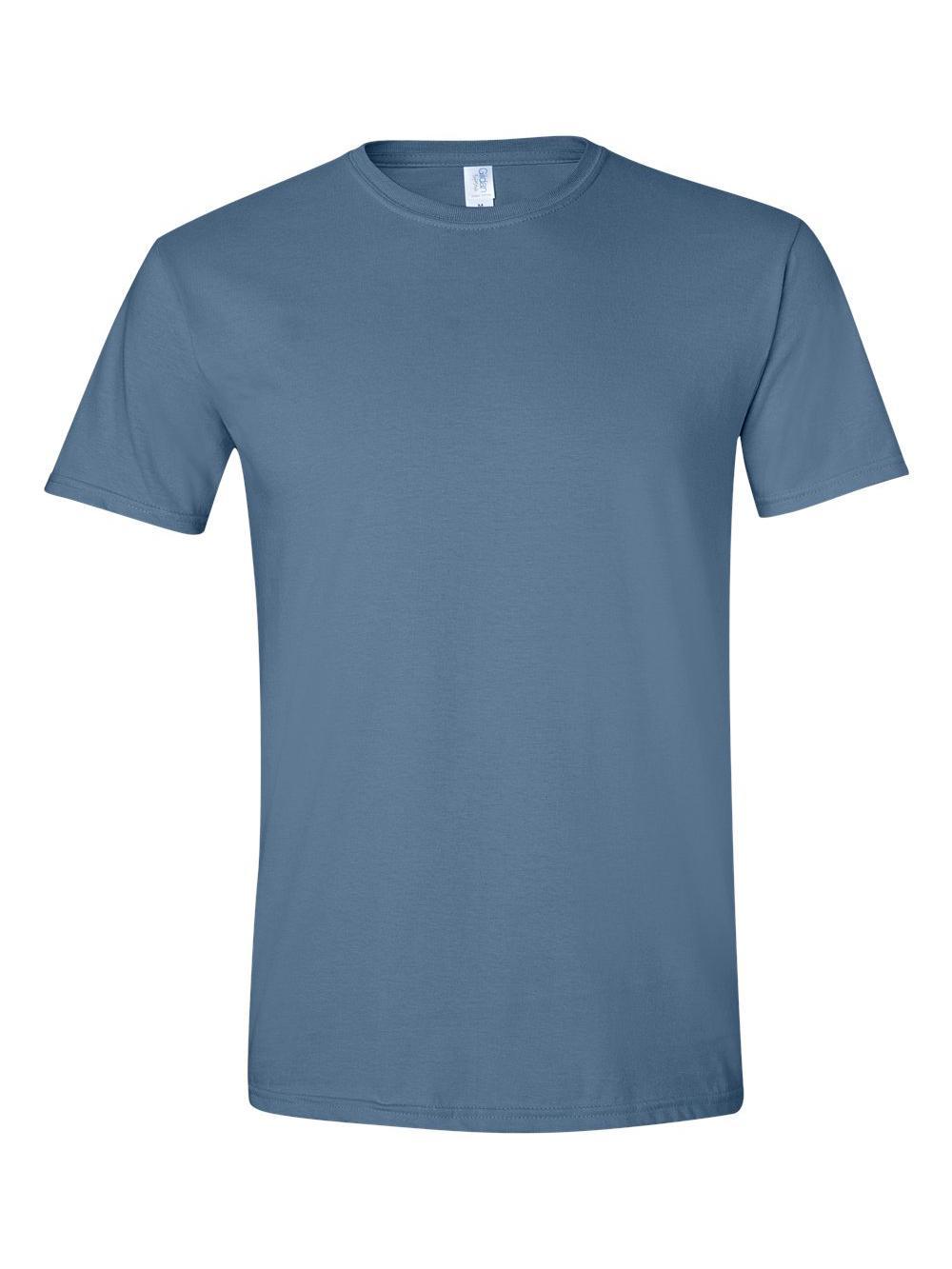 Gildan-Softstyle-T-Shirt-64000 thumbnail 105