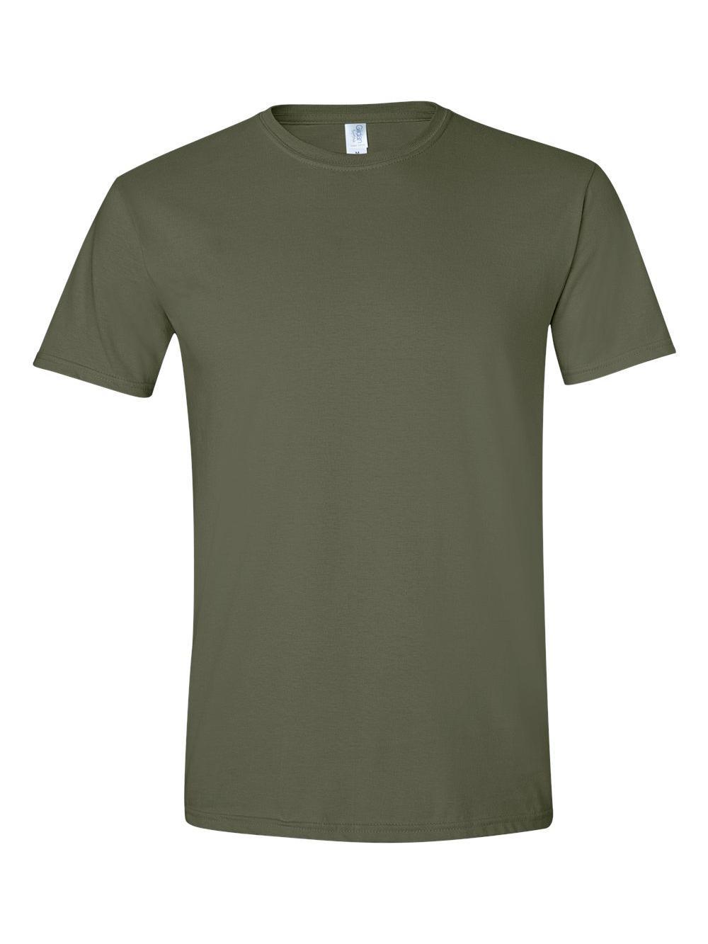 Gildan-Softstyle-T-Shirt-64000 thumbnail 132