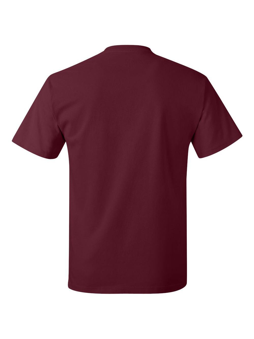 Hanes-Tagless-T-Shirt-5250 thumbnail 19