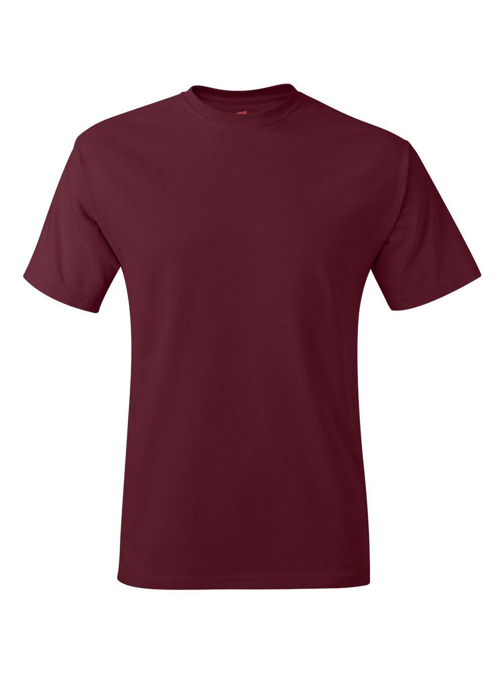 Hanes-Tagless-T-Shirt-5250 thumbnail 18