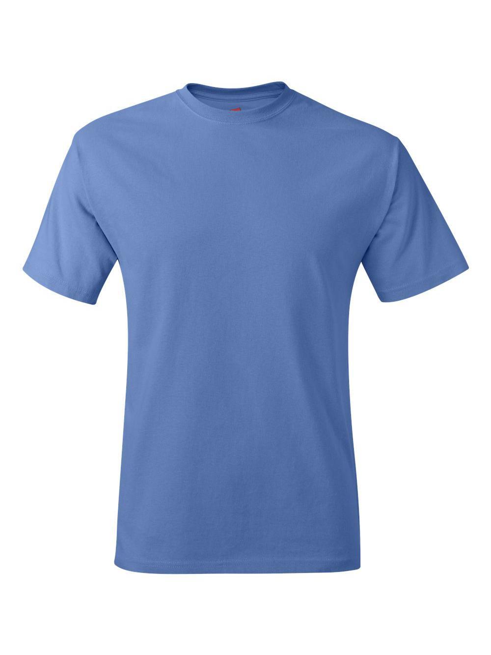Hanes-Tagless-T-Shirt-5250 thumbnail 21