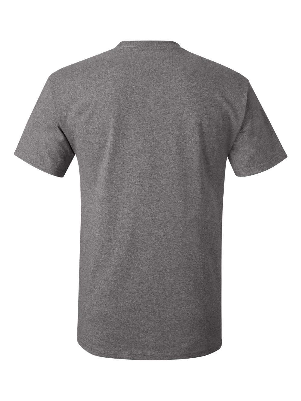 Hanes-Tagless-T-Shirt-5250 thumbnail 25