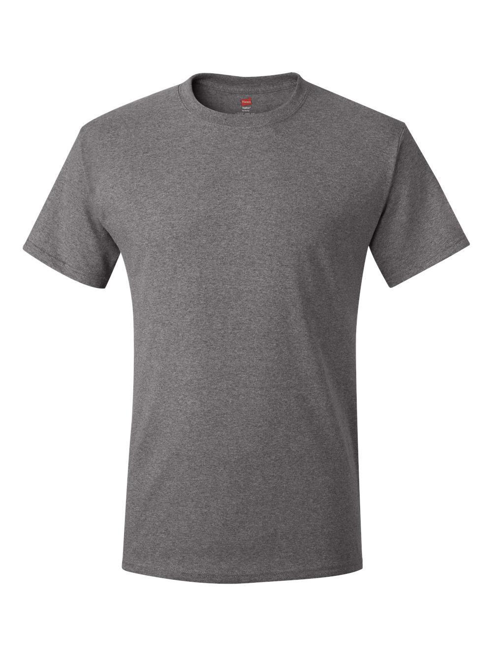 Hanes-Tagless-T-Shirt-5250 thumbnail 24