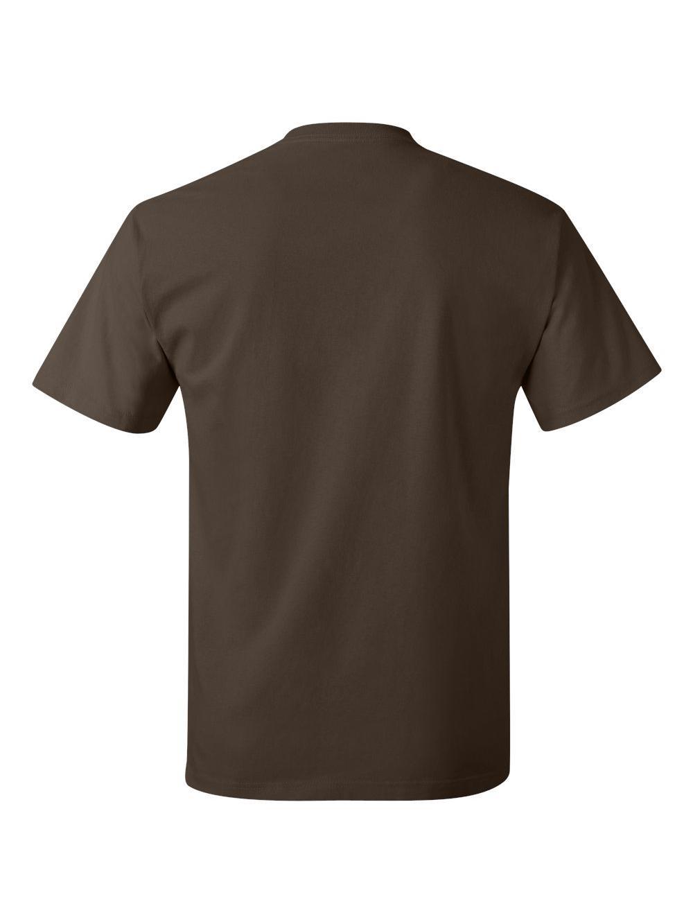 Hanes-Tagless-T-Shirt-5250 thumbnail 37