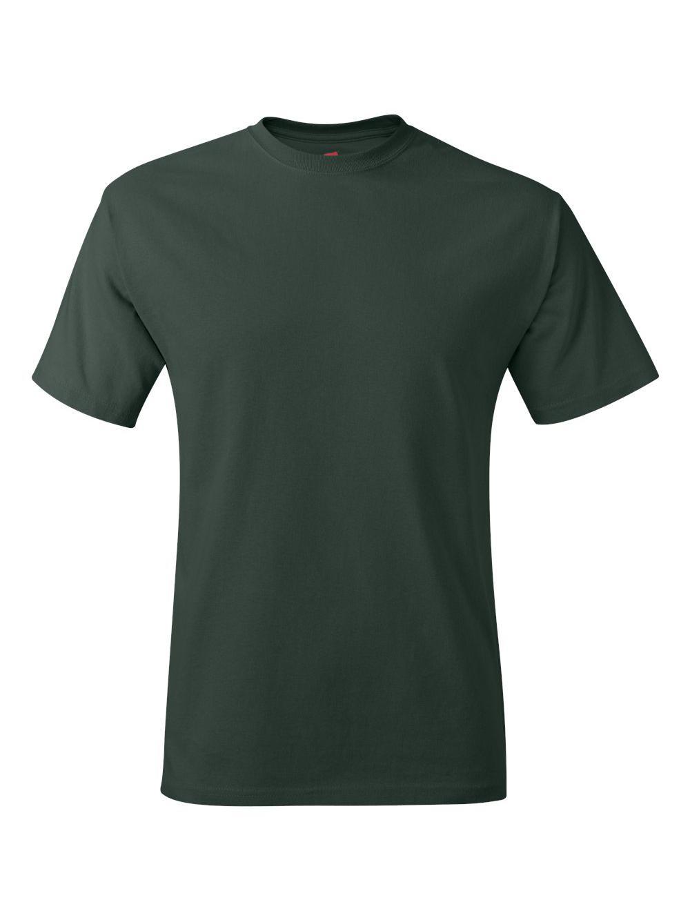 Hanes-Tagless-T-Shirt-5250 thumbnail 39