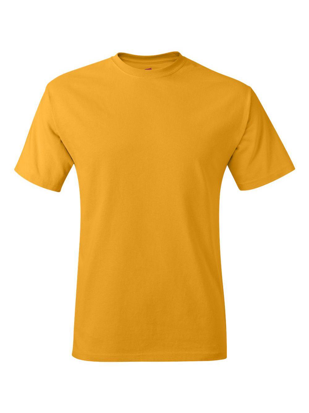 Hanes-Tagless-T-Shirt-5250 thumbnail 54