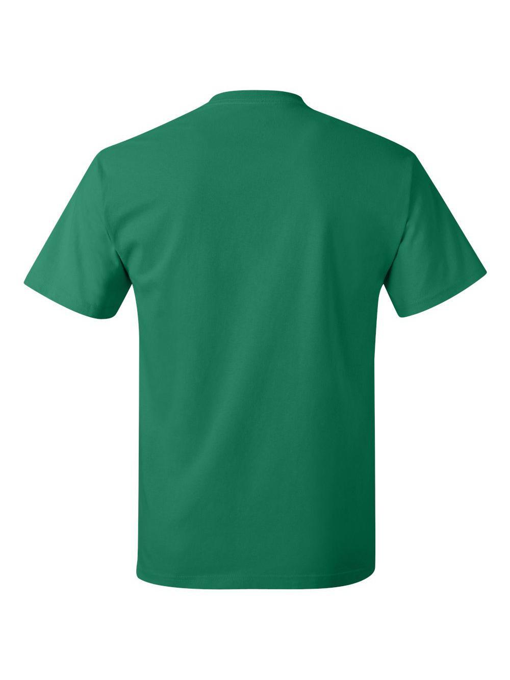Hanes-Tagless-T-Shirt-5250 thumbnail 58