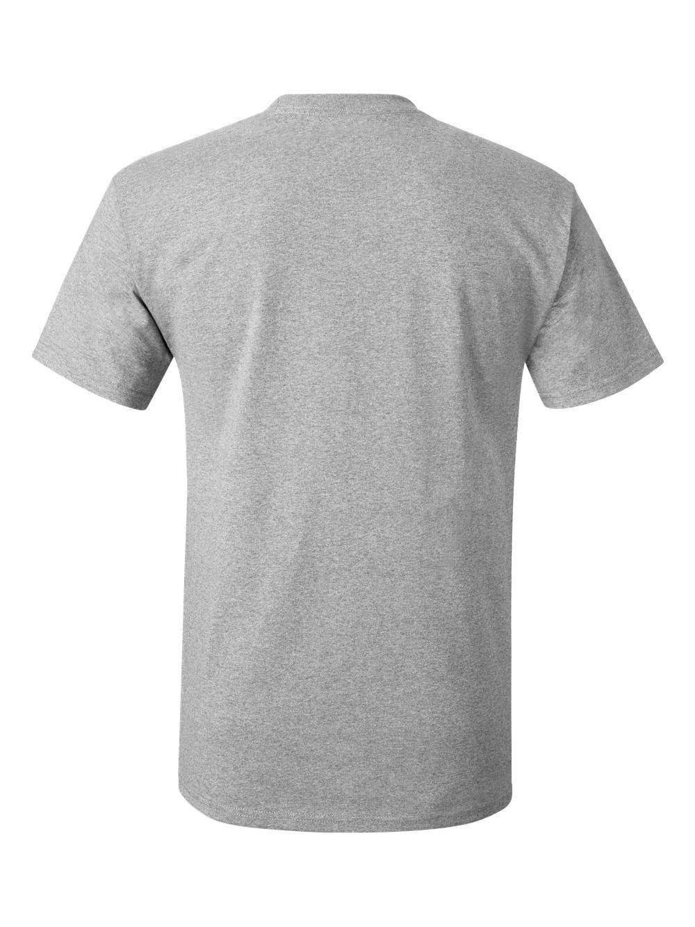 Hanes-Tagless-T-Shirt-5250 thumbnail 67