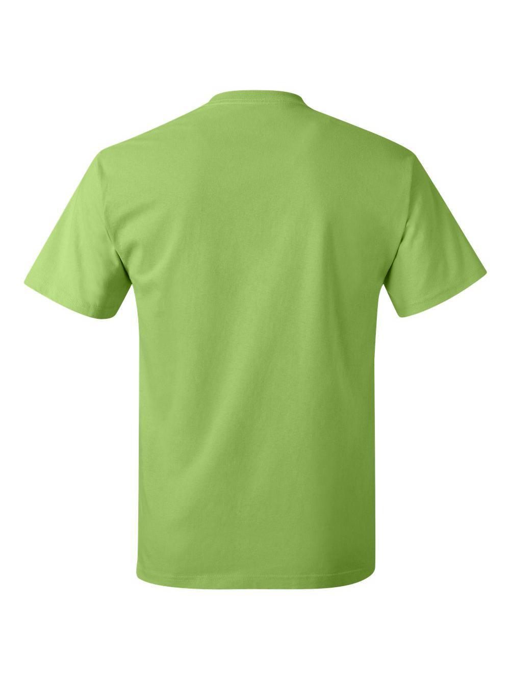 Hanes-Tagless-T-Shirt-5250 thumbnail 70