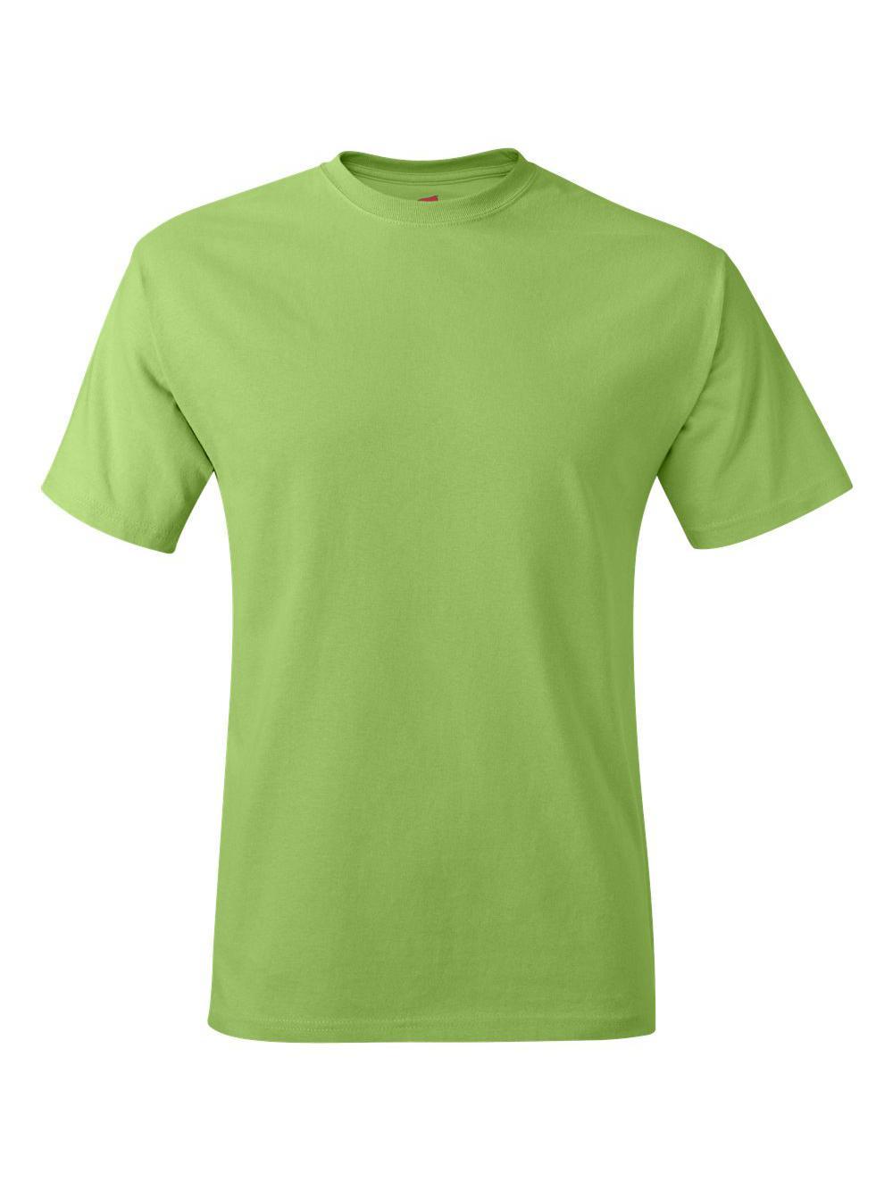 Hanes-Tagless-T-Shirt-5250 thumbnail 69