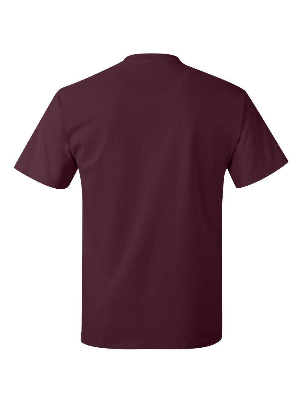 Hanes-Tagless-T-Shirt-5250 thumbnail 73