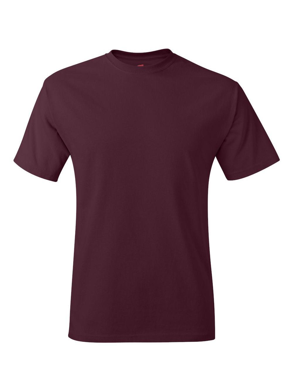 Hanes-Tagless-T-Shirt-5250 thumbnail 72