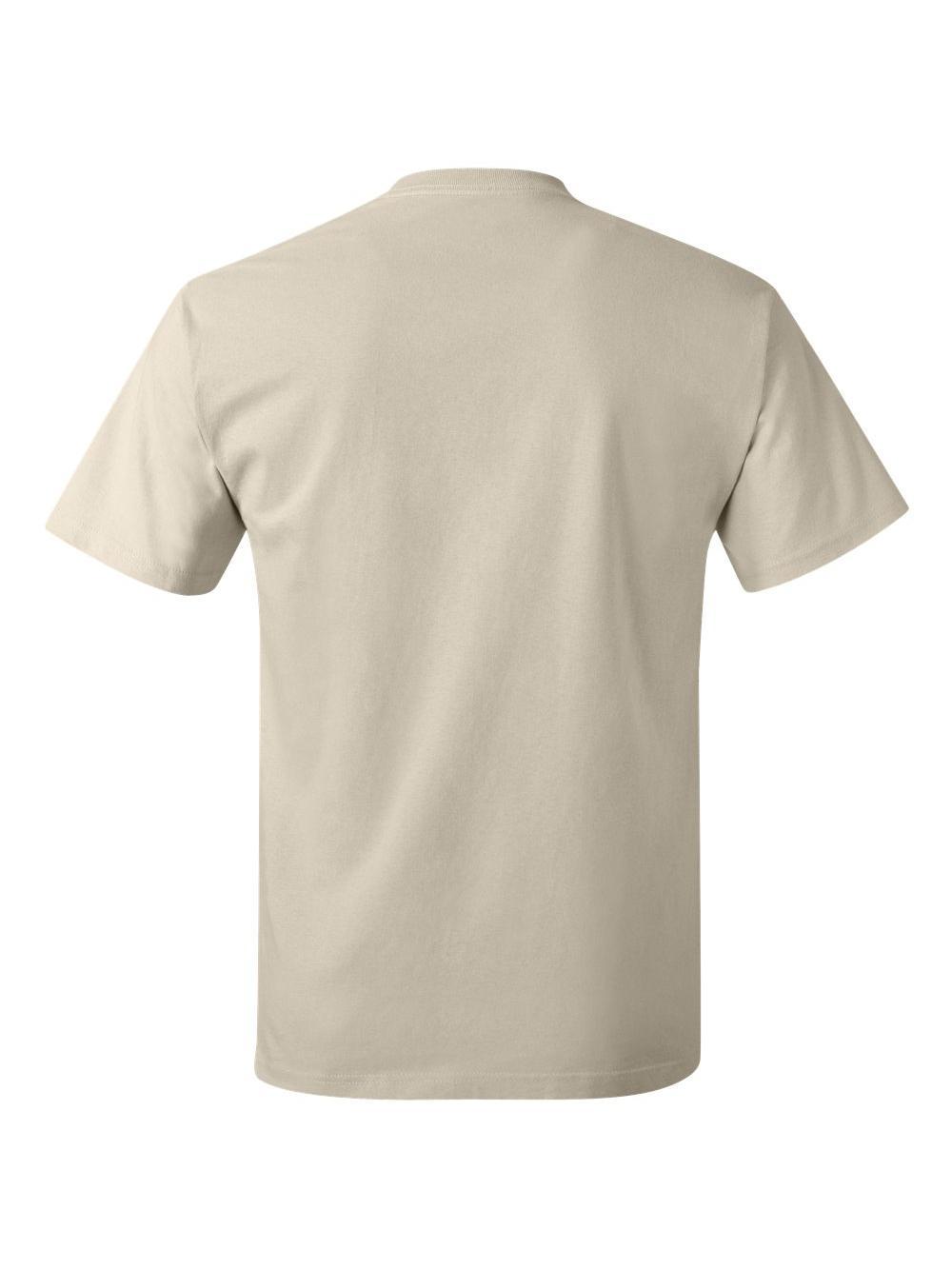 Hanes-Tagless-T-Shirt-5250 thumbnail 76