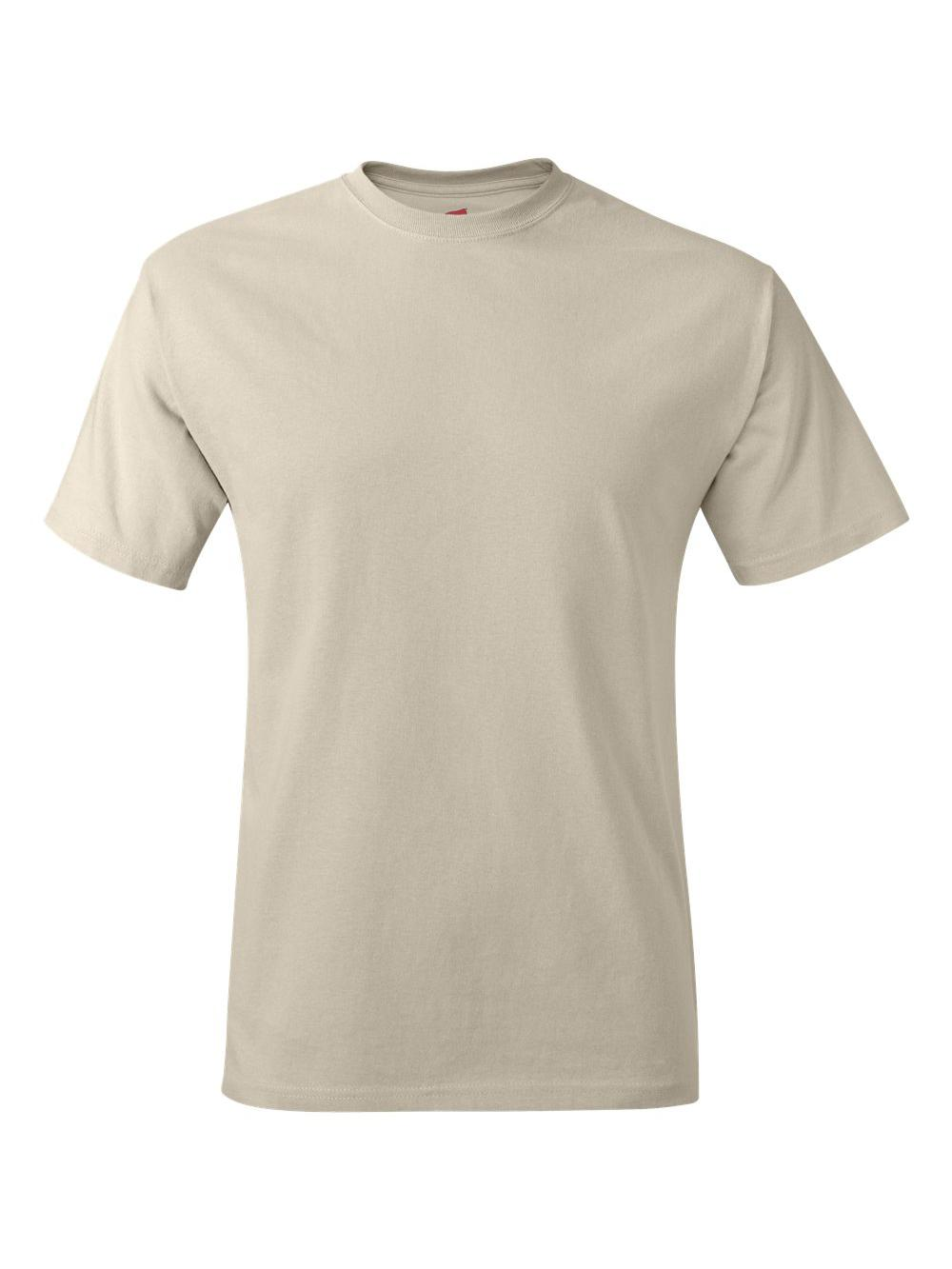 Hanes-Tagless-T-Shirt-5250 thumbnail 75