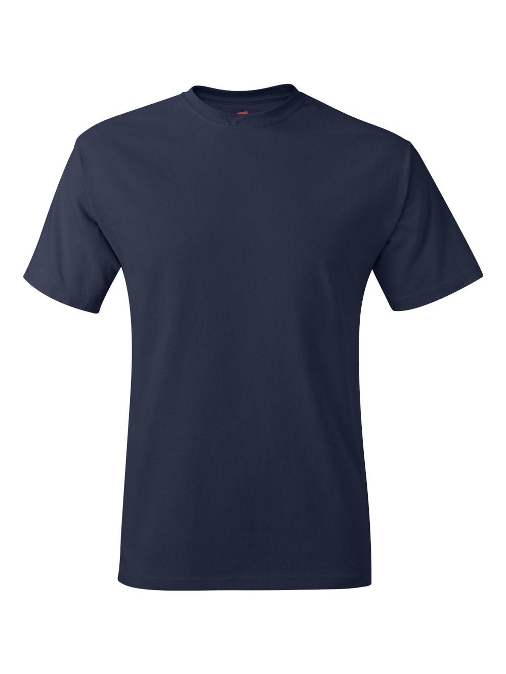 Hanes-Tagless-T-Shirt-5250 thumbnail 78