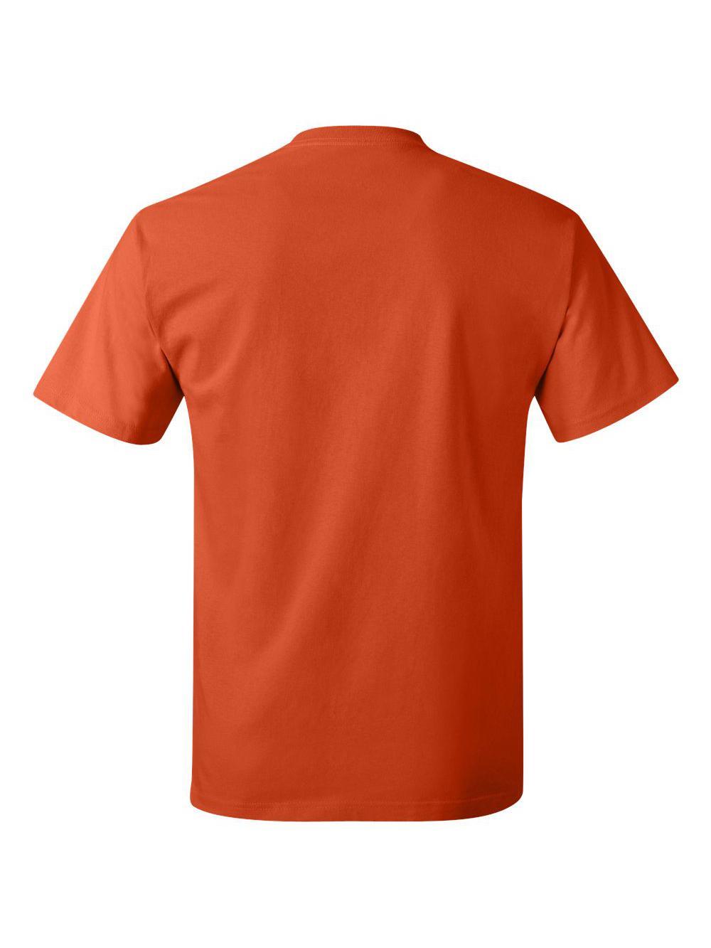 Hanes-Tagless-T-Shirt-5250 thumbnail 82