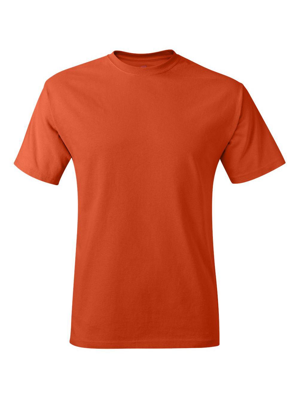 Hanes-Tagless-T-Shirt-5250 thumbnail 81