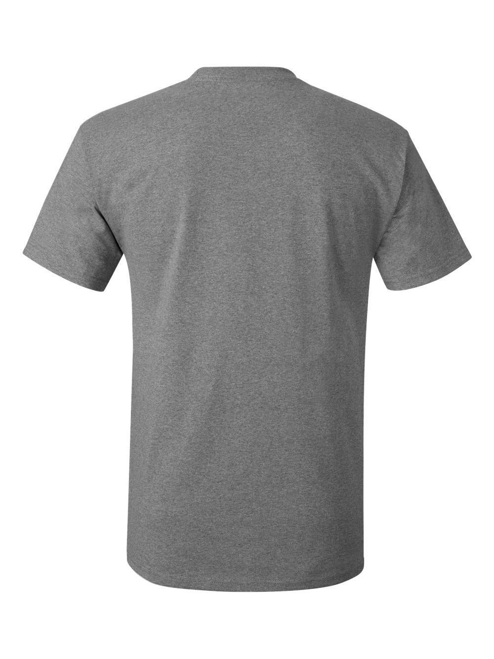 Hanes-Tagless-T-Shirt-5250 thumbnail 85