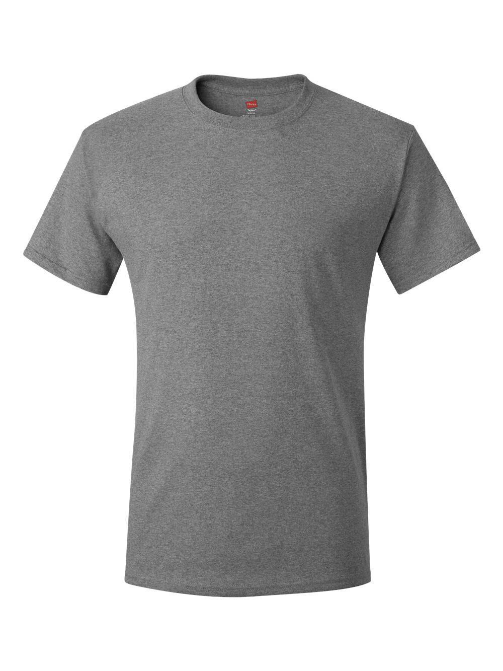 Hanes-Tagless-T-Shirt-5250 thumbnail 84
