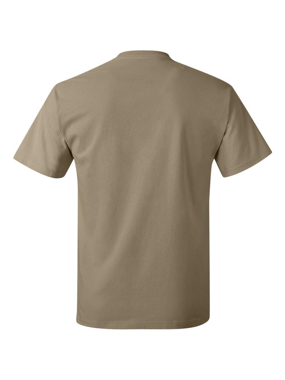 Hanes-Tagless-T-Shirt-5250 thumbnail 91