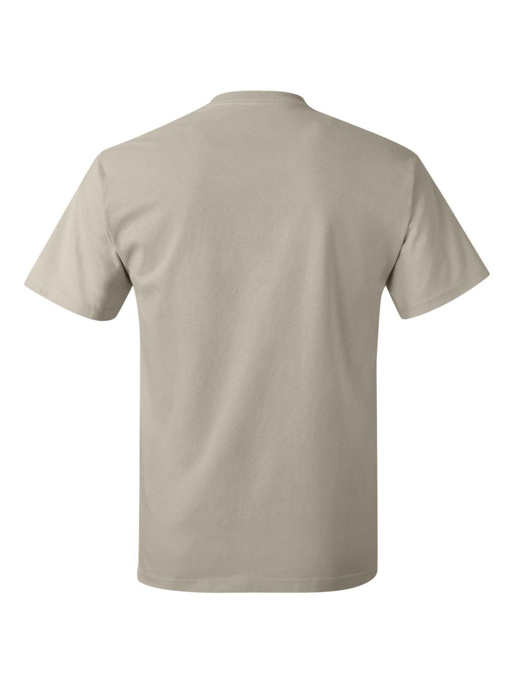 Hanes-Tagless-T-Shirt-5250 thumbnail 106