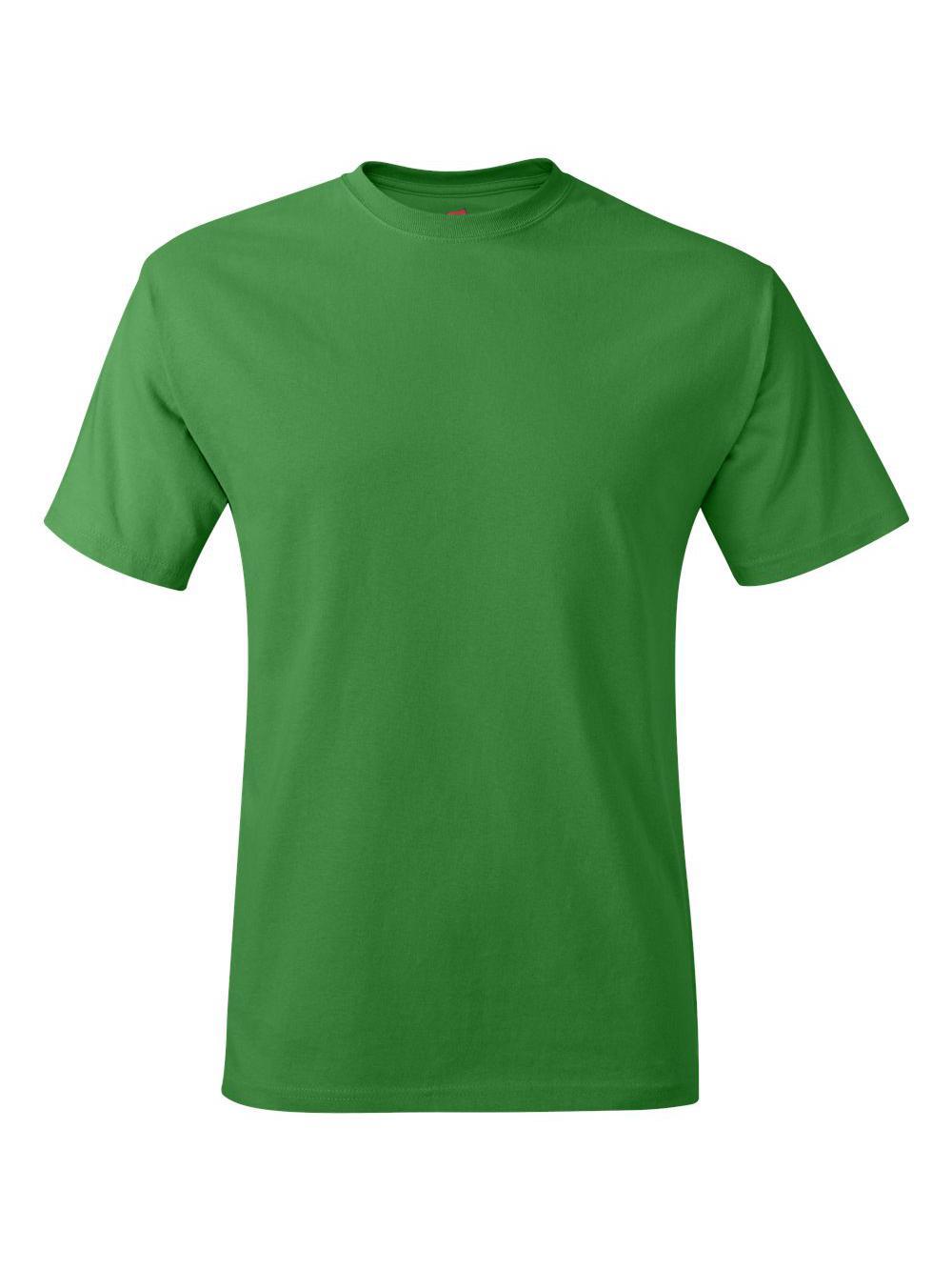 Hanes-Tagless-T-Shirt-5250 thumbnail 111