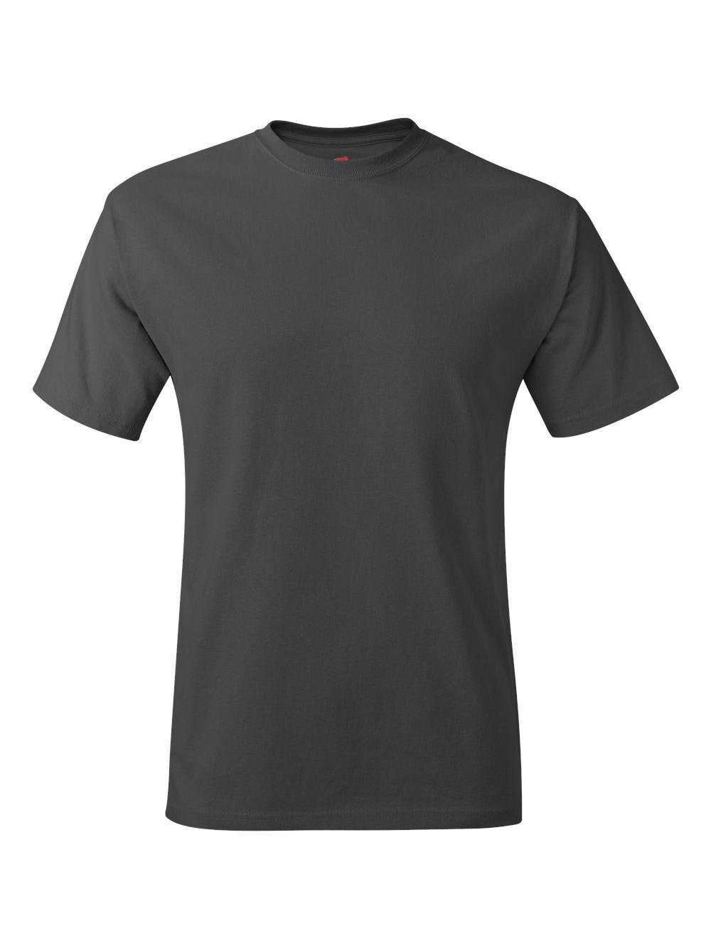 Hanes-Tagless-T-Shirt-5250 thumbnail 114