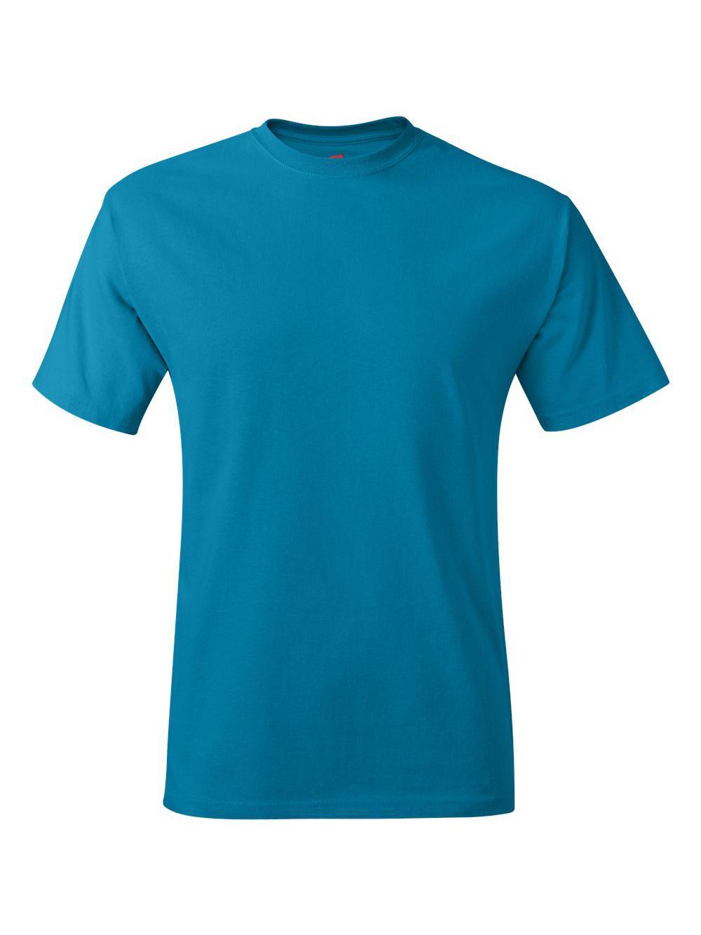 Hanes-Tagless-T-Shirt-5250 thumbnail 123